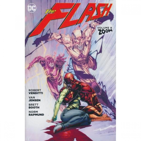 Flash Volume 8 Zoom Hardcover