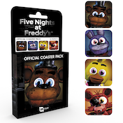 Five Nights At Freddys Characters Coaster Pack