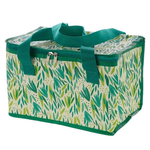 Woven Picnic Cool Bag - Willow