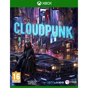 Cloudpunk Xbox One Game | Series X