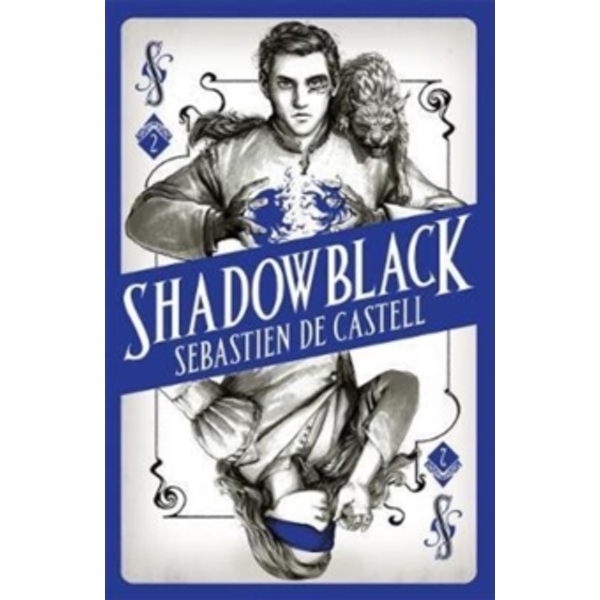 Shadowblack : Book Two in the page-turning new fantasy series