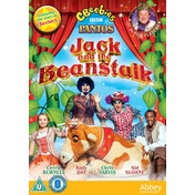 CBeebies Live Panto: Jack And The Beanstalk DVD