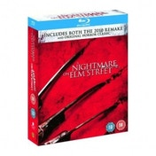 Nightmare on Elm Street Original and Remake Blu-Ray