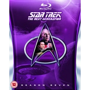 Star Trek The Next Generation Season 7 (Remastered) Blu-ray