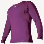 PT Base-Layer Long Sleeve Crew-Neck Shirt Small Purple