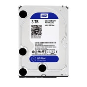 WD BLUE Desktop 3.5 inch Internal Hard Drive (SATA, 6Gb/SEC, 3 TB, 64MB)