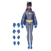 Greysuit Batgirl (Batman Animated Series) Action Figure