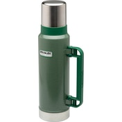 Stanley Classic Legendary Vacuum Bottle, Green - 1.3 Litre