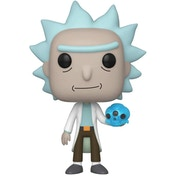Rick with Crystal Skull (Rick & Morty) Funko Pop! Vinyl Figure #692