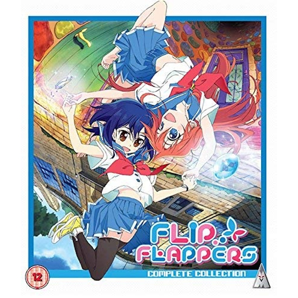 Flip Flappers Collection Standard Edition Blu-ray
