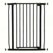 Dreambaby Liberty Tall Metal Safety Gate (Black)