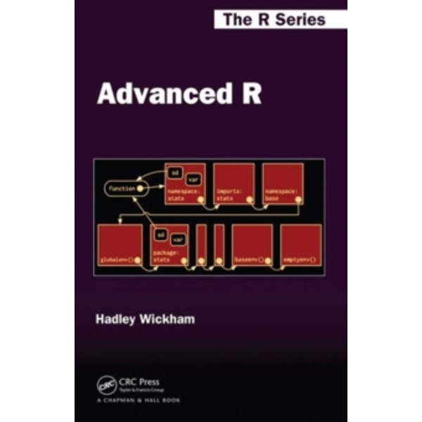 Advanced R by Hadley Wickham (Paperback, 2014)