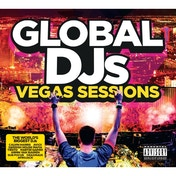 Various Artists - Global DJs:The Las Vegas Sessions CD Boxset