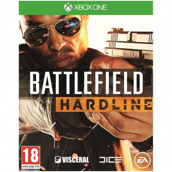 Battlefield Hardline Xbox One Game - Image 1