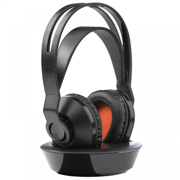 One For All HP1030 Rechargeable Wireless TV Headphones UK Plug