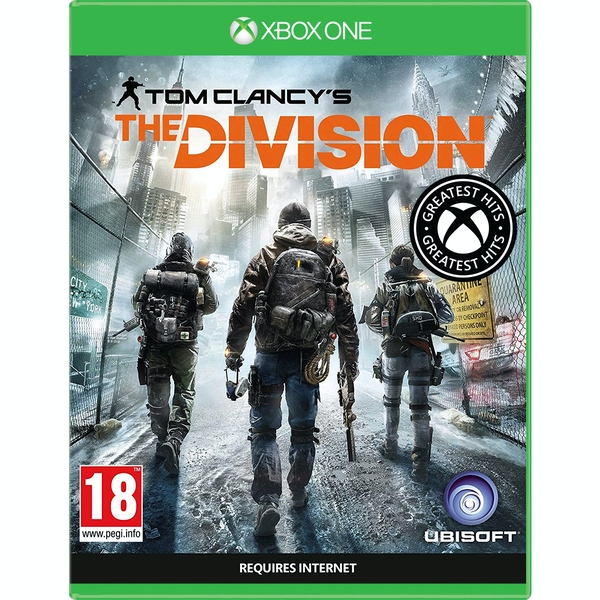 Tom Clancy's The Division Xbox One Game (Greatest Hits)