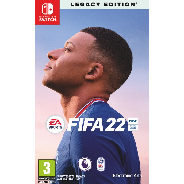 FIFA 22 Legacy Edition Nintendo Switch Game