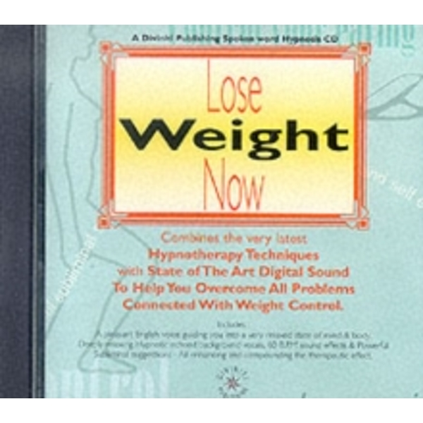 Lose Weight Now by Glenn Harrold (CD-Audio, 2004)