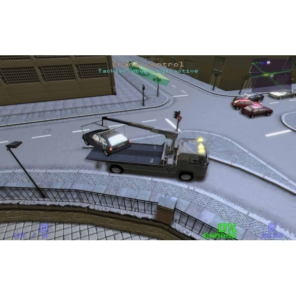 Driving Simulation Collection (Ambulance, Driving, Bus Driver, German Truck) Game PC - Image 5