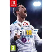 FIFA 18 Nintendo Switch Game
