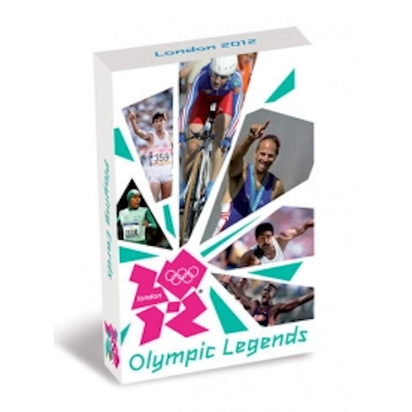 Olympics Legend 1 Playing Cards