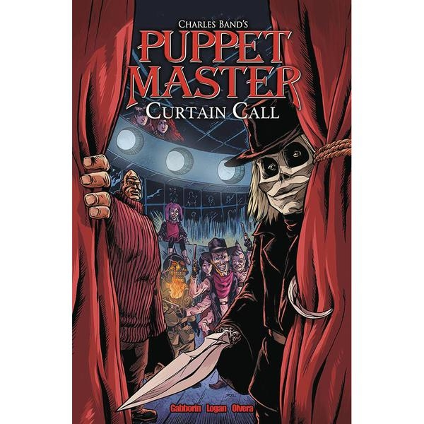 Puppet Master: Curtain Call