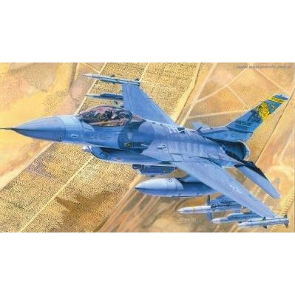 1:72 F-16CJ-50 - 79th Anniversary (1918-97) Model Kit