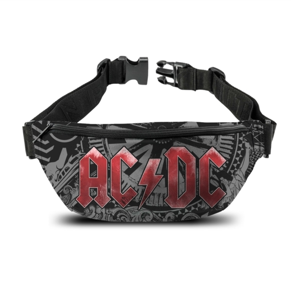 AC/DC - Wheels Bum Bag