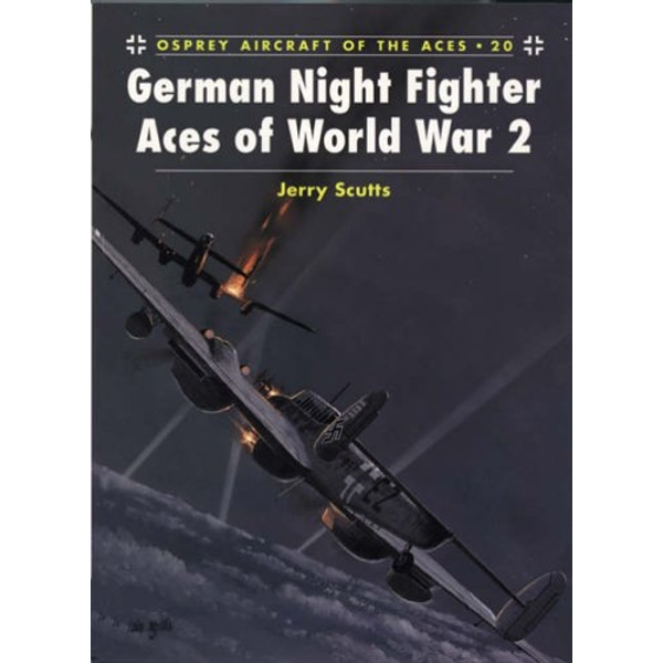Luftwaffe Nightfighters by Jerry Scutts (Paperback, 1998)