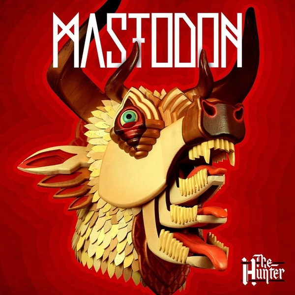 Mastodon ‎– The Hunter Limited Edition Red Vinyl
