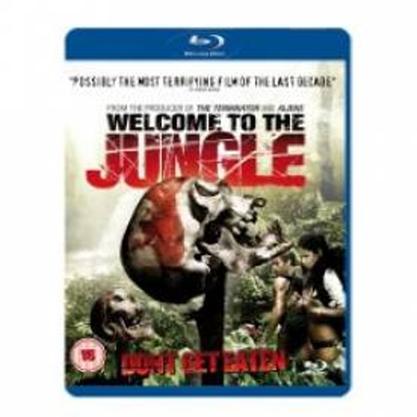 Welcome to the Jungle Blu-Ray