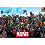 Marvel - Universe Maxi Poster