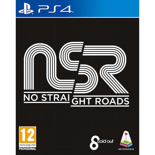 No Straight Roads PS4 Game