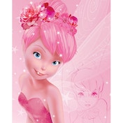 Disney Fairies (tink Pink) Mini Poster