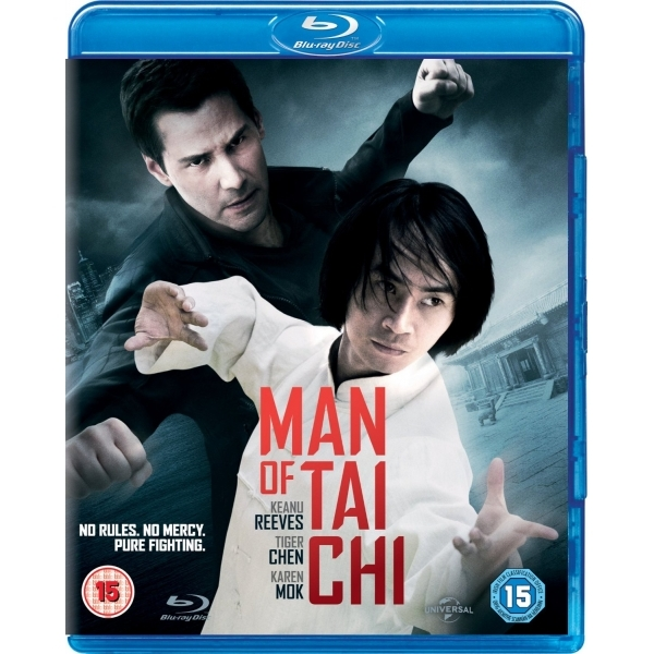 Man of Tai Chi Bu Ray