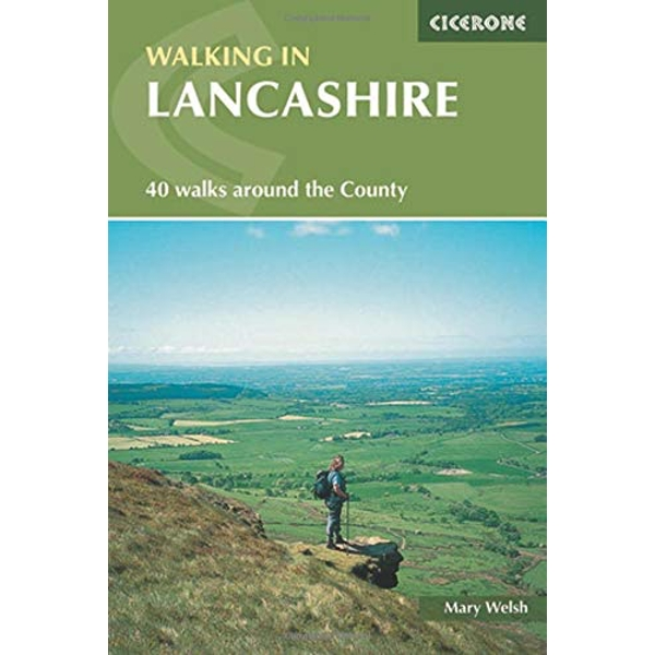 Walking in Lancashire: 40 Walks around the County by Mary Welsh (Paperback, 2005)