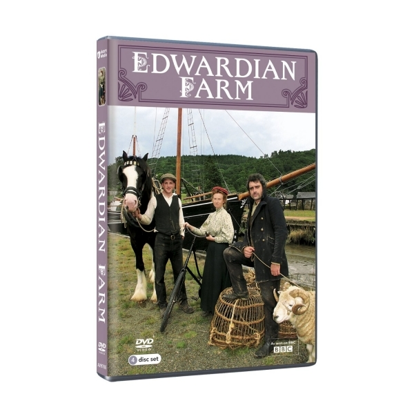 Edwardian Farm DVD