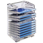 Hama CD Rack & Stack 12, transparent