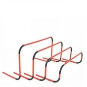 Precision 60cm Bounce-Back Hurdles (Set of 3)