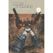 Transformers Phase One Omnibus Paperback
