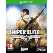 Sniper Elite III 3 with Hunt the Grey Wolf DLC Xbox One Game