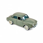 Norev Renault Dauphine Ash Green 1:18 Scale Model