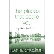 The Places That Scare You: A Guide to Fearlessness by Pema Chodron (Paperback, 2004)