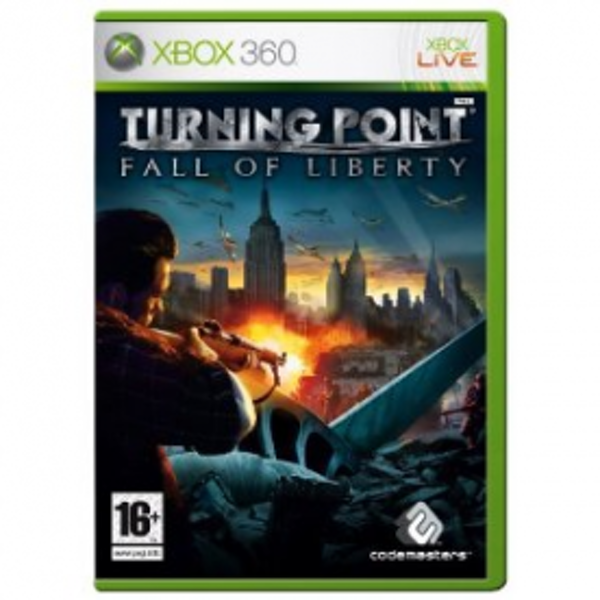 Turning Point Fall Of Liberty Game Xbox 360