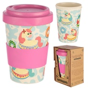 Unicorn Bambootique Eco Friendly Design Travel Cup/Mug