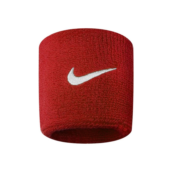 Nike Swoosh Wristbands Red