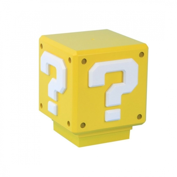 Nintendo Super Mario Mini Question Block Light
