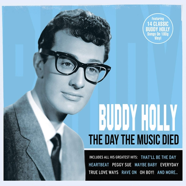 Buddy Holly - The Day The Music Died Vinyl