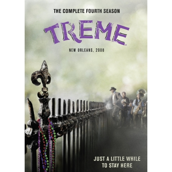 Treme - Season 4 DVD