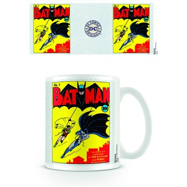 Dc Originals (batman No. 1 ) Mug